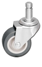 Grip Ring Stem Casters
